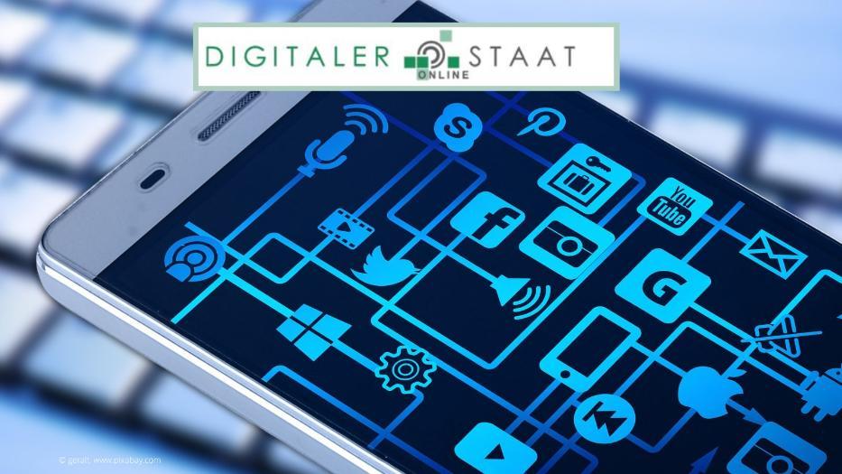 Digitaler Staat